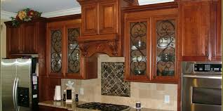 Wall Kitchen Cabinets With Glass Doors Kitchen How To Add Glass To Kitchen Cabinet Doors Mesmerize