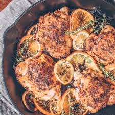 roasted chicken for thanksgiving pan roasted chicken thighs recipe tastemade