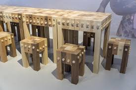 design miami commissions furniture to support an african