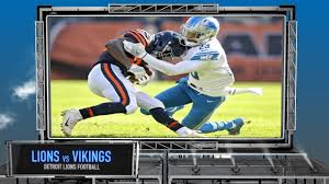 detroit lions vs minnesota vikings detroit lions preview show