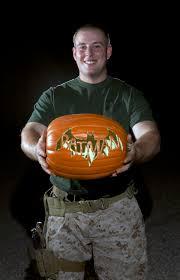 spirit of halloween file wisconsin marine brings spirit of halloween to afghanistan