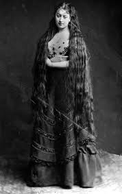 long hair victorian style u2013 14 vintage photos that prove victorian