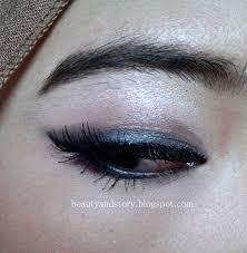 Eyeshadow Viva Murah story review viva eyeshadow cokelat hitam putih