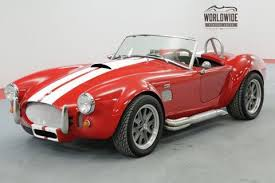 classic ls shelby nc 1966 shelby cobra for sale in cornelius nc carsforsale com