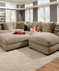Sofa Sectional With Chaise Large Sectional Sofa With Chaise Sofas Futons