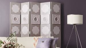 bedroom furniture privacy screen on wheels pretty room dividers