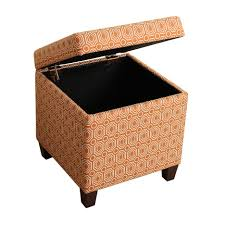 Ottoman Storage Tray by Ottomans Small Storage Ottoman Storage Cube Ottoman With Tray