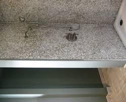 Tile Bathroom Retro Sea Glass Shower Tile Glass Tile Shower