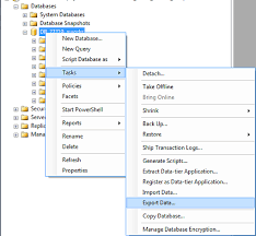 query membuat tabel di sql exporting sql server data with sql server management studio import
