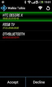 bluetooth apk bluetooth walkie talkie apk for android