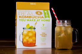 homemade kombucha tea starter kit make kombucha at home