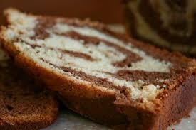 bakergirl chocolate swirl marble pound cake