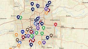 Kansas City Metro Map by Crane Watch Updated Interactive Map Helps Track Kc Area
