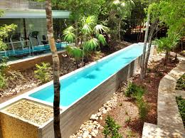 how to build a lap pool ideas about backyard lap pools on pinterest australian homes and