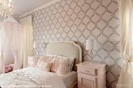 wall stencils for bedroom wall stencils ideas for dreamy romantic bedroom decor royal design