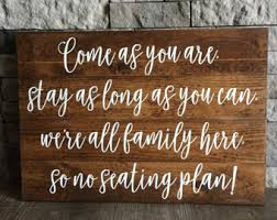 wedding seating signs find your seat sign rustic wedding signs rustic wedding decor
