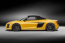 Audi R8 Specs - 2017 audi r8 v10 spyder one week review automobile magazine