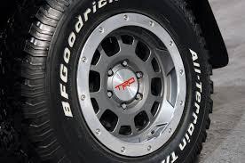 toyota tacoma road wheels toyota baja tacoma trd t x road edition socal prerunner