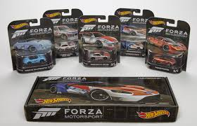 forza motorsport 5 cars wheels forza motorsport premium vehicle set toys