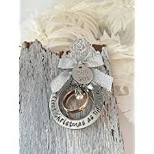 personalized christmas ornaments for newly weds let u0027s