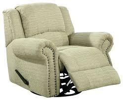 Swivel Rocker Chairs For Living Room Charming Swivel Recliner Rocker Custom Upholstered Enchanting