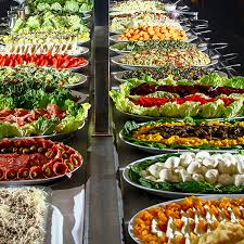 Buffet Salad Bar by Menu Rodizio Philadephia Pa