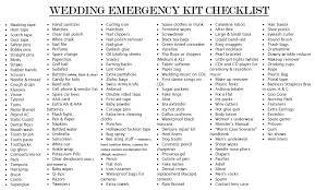 Wedding Decor Checklist Wedding List Wedding Day Checklist Wedding Checklist Best 25