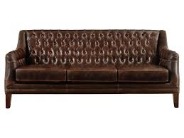 canapé et fauteuil en cuir canapé et fauteuil cuir vieilli chocolat colbert