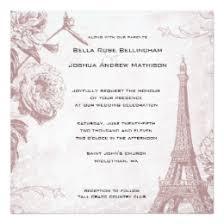 eiffel tower wedding invitations eiffel tower wedding invitations announcements zazzle co uk