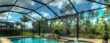 florida pool enclosures rescreening u0026 railings fabri tech