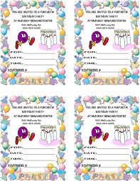 facebook birthday invitations image collections invitation