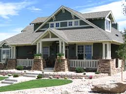 craftsman home plan femme osage craftsman home plan 101d 0020 house plans and more