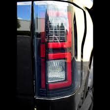 2015 ford f150 tail lights recon led tail lights for ford f 150 2015 2017 ford f 150 smoked