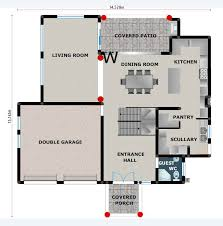 Free 3 Bedroom House Plans In South Africa Savae Org Sa House Plans