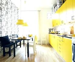 and yellow kitchen ideas yellow wall kitchen ideas delightful kitchen design with
