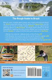 Map Of Portugal Portugal Regions Rough Guides Rough Guides by The Rough Guide To Brazil Rough Guides Rough Guides Clemmy