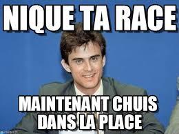 Delacroix Meme - valls te dit d aller niquer ta race on memegen