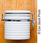 retro kitchen canisters stock photo of retro kitchen canisters retro 1950 s kitchen