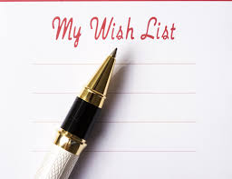 wish list a education wish list the daily