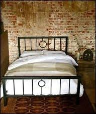 bedroom magnificent metal king headboard and footboard antique