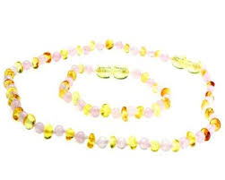 natural amber necklace images Genuine baltic amber necklace and bracelet or anklet jpg