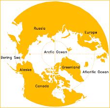 Alaska On Map Arctic Sea Ice Predictions