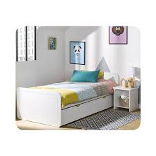 ma chambre d enfant lit enfant gigogne lemon 90x190 cm blanc ma chambre d enfant la