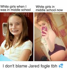 School Girl Meme - 25 best memes about jared fogle and school jared fogle and
