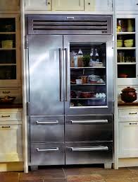 sub zero coolness the pro 48 refrigerator kitchens pinterest