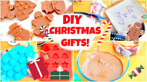 diy christmas gift ideas affordable last minute presents youtube
