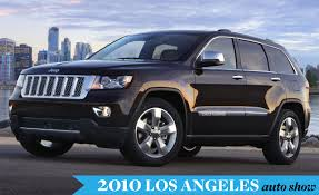 jeep laredo 2011 jeep debuts upscale grand cherokee overland summit liberty jet at
