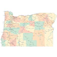 Florence Oregon Map by Oregon Road Map Or Road Map Oregon Highway Map