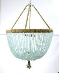 chandelier gallery chandelier gallery 84 francois sea glass open chandelier pottery