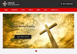 25 free church themes for zero cost religious
